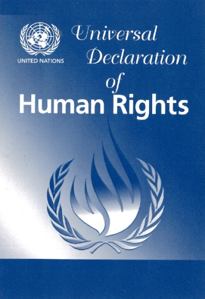 are human rights innate and universal Presidential proclamation -- human rights day and human  yet we are united by the innate liberties that are our  we recognize human rights as universal,.